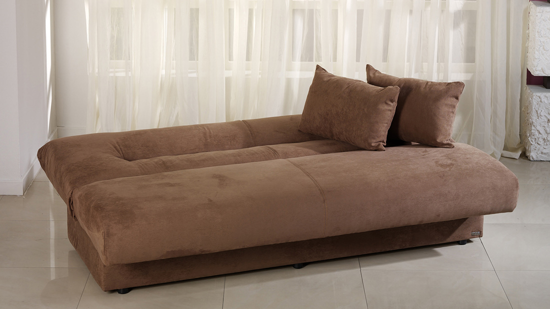 Regata-Sleeper-Sofa-Obsession-Truffle-1800easybed.com